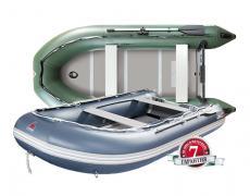 Надувная моторная лодка YUKONA 360TS (camo)