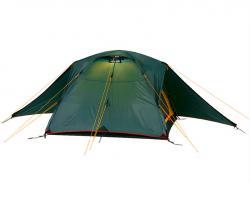 Туристическая палатка Alexika Rondo 4 (green)-7