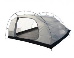 Кемпинговая палатка Husky Braver 3 (dark green)-2
