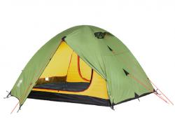 Туристическая палатка KSL Camp 3 (green)