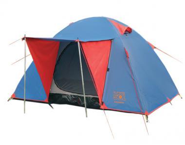 Туристическая палатка Sol Wonder 3