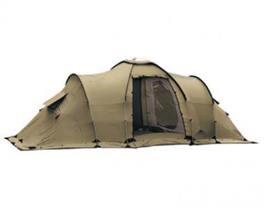 Кемпинговая палатка Alexika Maxima 6 Luxe (beige)