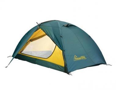 Туристическая палатка Normal Альфа 3 Si/PU