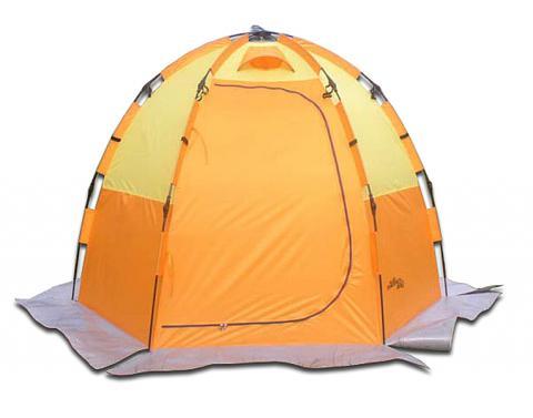 Палатка для зимней рыбалки World of Maverick ICE 2 (orang)