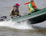 Надувная моторная лодка YUKONA 360TS-4