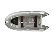 Надувная моторная лодка Quick Stream RX1 - 335 AL (алюминиевый пайол)