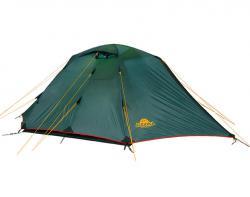 Туристическая палатка Alexika Rondo 4 (green)-6